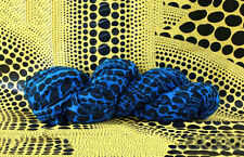 Louis Vuitton Kusama Cobalt Blue Pumpkin Dots Cashmere Stole Limited Edition