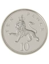 More details for 1971-2019 proof uncirculated 10p ten pence british coin