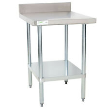 New Regency 30 X 24 Stainless Steel Work Prep Table Commercial Equipment Stand