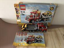 LEGO Creator 3 In 1 Highway Pickup 7347