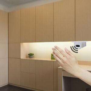 DC 12V 24V Proximity Sensor Hand Wave Sensor Switch For LED Strip Light Cabinet