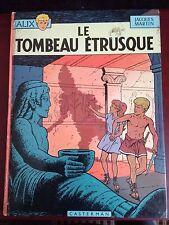 ALIX   LE TOMBEAU ÉTRUSQUE  1969