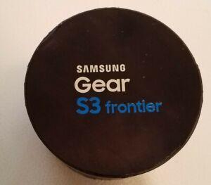 Samsung Galaxy Gear S3 Frontier Watch SM-R765A  ATT/Bluetooth pre-owned 46mm