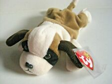 Ty Beanie Baby Bernie The St. Bernard 1996 Nwt Collectible
