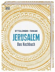 Yotam Ottolenghi & Sami Tamimi - Jerusalem  - Das Kochbuch -  DHL