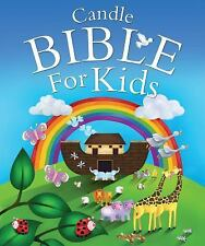 Candle Bible for Kids by Jo Parry (English) Hardcover Book