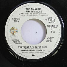 Rock Promo 45 Duncan Cameron - What Kind Of Love Is This / What Kind Of Love Is