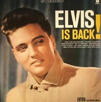 Presley- Elvis	Elvis Is Back! + 4 Bonus Tracks (New Vinyl)