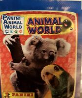 ANIMAL WORLD X5O LOOSE STICKERS