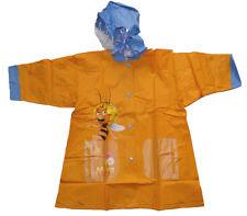 Mädchen Regenjacke Biene Maja Kinder Regen Jacke Regencape Regenponcho Cape