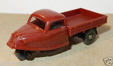 MICRO WIKING HO 1/87 TEMPO HANSEAT PICK-UP ROUGE FONCE / MARRON
