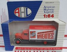 AHL American Highway Legends WHEATIES CEREAL 1/64 Die Cast Truck NIB