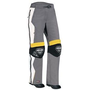 MOTORBIKE PANTS. CAN-AM LADIES CALIBER PANTS .SIZES S, L, XL.  COST £254.