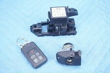 Volvo XC60 Ignition Switch Key Door Lock Cylinder 2014-2017 Set OEM