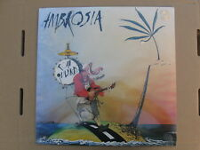AMBROSIA - Road island LP 1982 SEALED