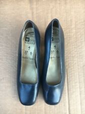 St Michaels From Marks And Spenser Wider Fitting Ladies Shoes- Uk 4/ EU 37