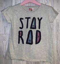 Girls Age 5-6 Years - Saltrock Short Sleeved Summer Top