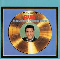*NEW* CD Album Elvis Presley - Golden Records Vol 3 (Mini LP Style Card Case)