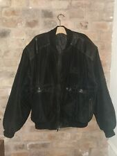The Cure Vintage Wish Tour 1992 Crew Jacket Very Rare Goth Robert Smith