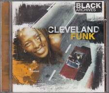 Black Archives Cleveland Funk CD Roger Dazz Band Levert Bootsy Collins Zapp