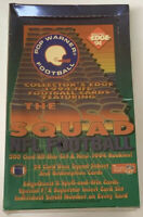 1994 Collector's Edge Boss Squad Pop Warner Football Hobby Box Factory Sealed