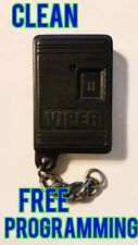 CLEAN VIPER KEYLESS ENTRY REMOTE FOB ALARM TRANSMITTER ALARM BEEPER H5LAL777A