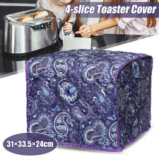 Toaster Appliance Cover  Polyester Cover Dustproof Protector Washable