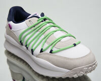 Puma Lace Rider Pop Men's White Nimbus Cloud Lifestyle Shoes Casual Sneakers