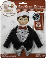 The Elf on the Shelf Couture: Dapper Tuxedo for Boy Elf- NIP