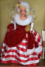1995 EDICIÓN LIMITADA Invierno Colección Menta princesa Barbie Princesa