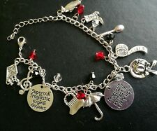 Mary Poppins themed Charm Bracelet disney practically perfect 21 Charms 836
