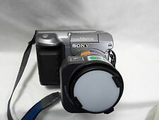 Sony MVC-FD91 Digital Camera used powers up does not accept floppy disk