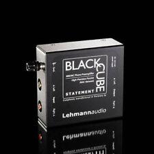 LEHMANN AUDIO BLACK CUBE STATEMENT PRE PHONO MM/MC SIGILLATO GARANZIA UFFICIALE