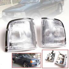 Front Corner Lamp Light Clear Lens For Isuzu TFR Holden Rodeo Pickup 1988-94