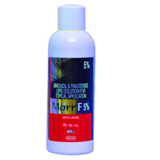 1 Pack Morr F5% -Hair Regrowth FDA Approved 60 ML Pack - Herbal FREE SHIPPING