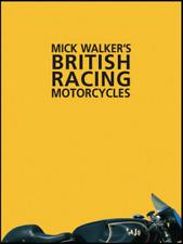 Mick Walker's British Racing Motorcycles Motorbikes Book Norton Velocette AJS