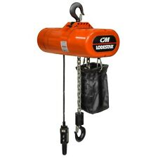 Cm Lodestar 1/2 Ton, Vfd 3 Step, 10 Ft Lift, 230/460 (Special)