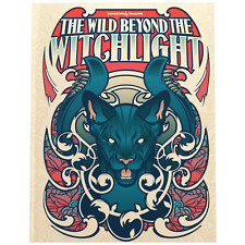 Dungeons and Dragons Wild Beyond Witchlight (Alt Cover) Sept 21 2021 Pre-Order