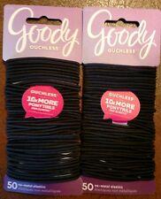 Goody ouchless elastics 50ct (2pak)