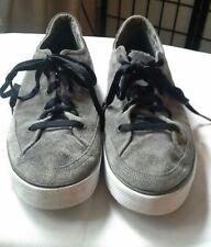 Circa Lopez 50 Casual Men's Leather Shoes, Gray, Sz 12