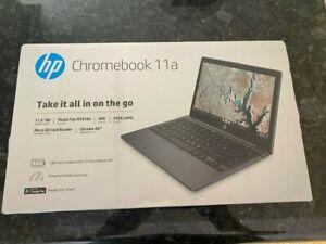 "HP 11a-na0035nr Chromebook-11.6""-32GB Storage-4GB Memory-Ash Gray"