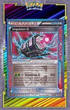Impulsion G - NB10:Explosion Plasma - 92/101 - Carte Pokemon Neuve Française