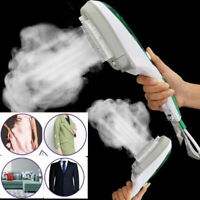 Handheld Clothes Garment Steamer Fast-Heat Portable Steam Iron Brush Home Travel