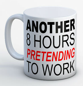 Funny Mug Funny Work, Boss, Colleague Mug Birthday Xmas - Fast & Free Dispatch