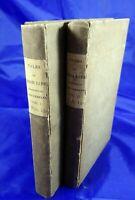 Tales of Irish Life, Whitty, Illus George Cruikshank, 1824, 1st edition, Scarce!
