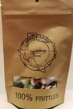 Freeze dried skittles candy bag
