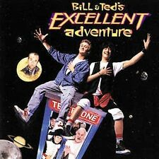 Bill & Ted's Excellent Adventure by Original Soundtrack CD Feb 1989 A&M