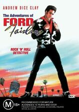 The Adventures Of Ford Fairlane (DVD, 2003) VGC Pre-owned (D106)