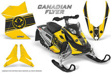 SKI-DOO REV XP SNOWMOBILE SLED GRAPHICS KIT WRAP CREATORX DECALS CAN FLYER BYB