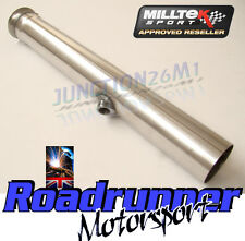 Milltek Renault Clio 200 RS Inc CUP De Cat Pipe Stainless Exhaust DeCat SSXRN305